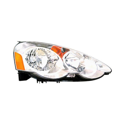 ACURA RSX 02-04 HEAD LAMP PASSENGER SIDE R/SIDE