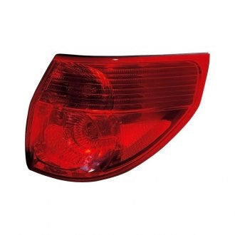 TOYOTA SIENNA 06-10 PASSENGER SIDE TAIL LAMP HQ