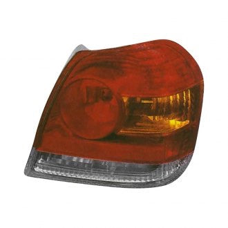 TOYOTA ECHO 03-05 PASSENGER SIDE TAIL LAMP SEDAN,CPE