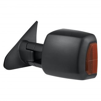 TOYOTA TUNDRA PICKUP 07-13 DRIVER SIDE DOOR MIRROR POWER HTD WITH TOW // WITH TURN SIGNAL TEXTURED
