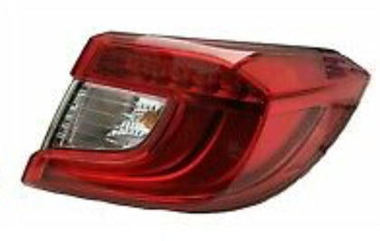 HONDA ACCORD 18-19 SEDAN PASSENGER SIDE TAIL LAMP HQ