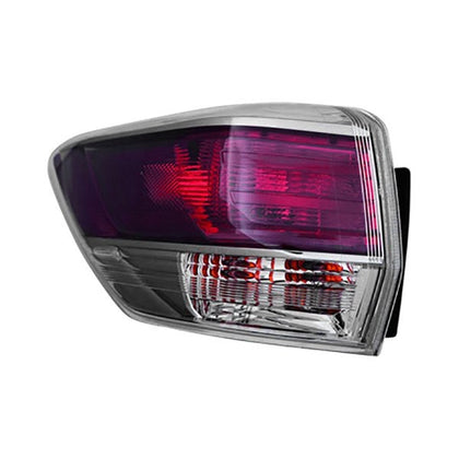 TOYOTA HIGHLANDER 14-16 DRIVER SIDE TAIL LAMP HQ