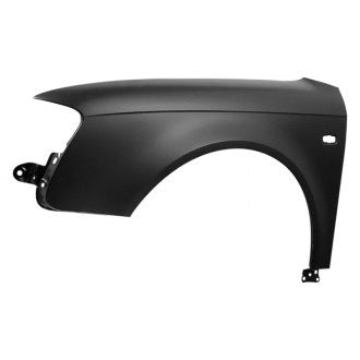 AUDI A4 05-08 // AUDI 05-08 FRONT DRIVER SIDE WITH SIDE LAMP HOLE CAPA