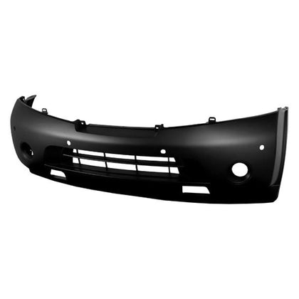 NISSAN ARMADA 08-15 FRONT BUMPER WITH SENSOR HOLE
