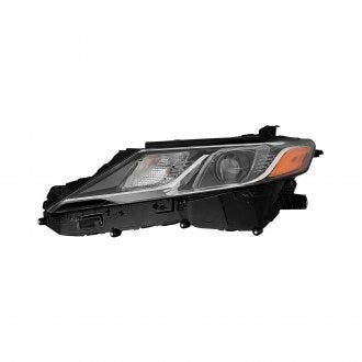 TOYOTA CAMRY 18-19 HEAD LAMP DRIVER SIDE HALOGEN L,LE,SE NORTH AMERICA BUILT LED H/L BEAM HIGH QUALITY