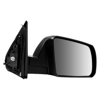 TOYOTA TUNDRA PICKUP 07-13 PASSENGER SIDE DOOR MIRROR POWER HTD WITH OUT TOW // WITH COLD CLIMATE SPEC TEXTURED HTD BASE,SR5 MODELS