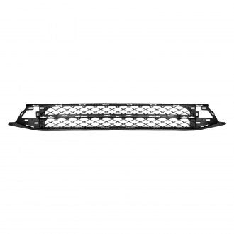 HONDA ODYSSEY 14-17 FRONT LOWER GRILLE MATT DARK GRAY MESH