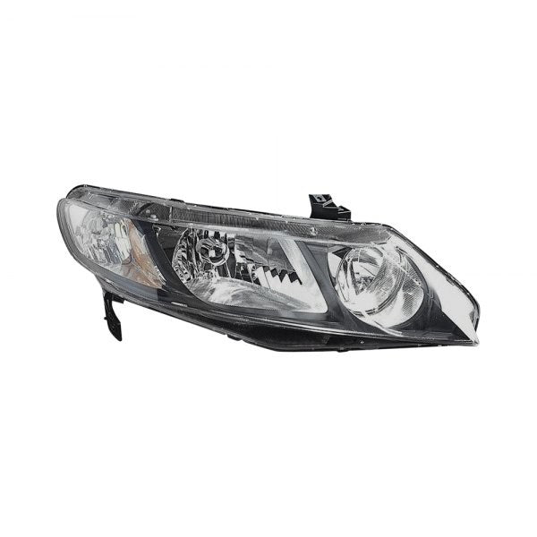 HONDA CIVIC 09-11 SDN / 06-11 HYB PASSENGER SIDE HEAD LAMP HQ