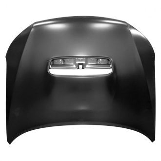 SUBARU FORESTER 09-13 HOOD STEEL TURBO SCOOP NOT ATTACHED