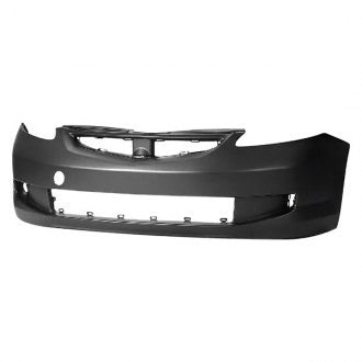 HONDA FIT 07-08 FRONT BUMPER PRIMED BASE ,DX,LX MODEL