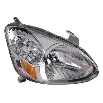TOYOTA ECHO 03-05 PASSENGER SIDE HEADLIGHT HQ