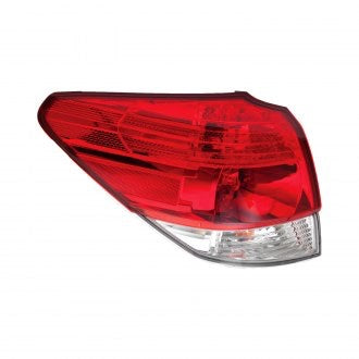 SUBARU LEGACY OUTBACK 10-14 DRIVER SIDE TAIL LAMP HQ