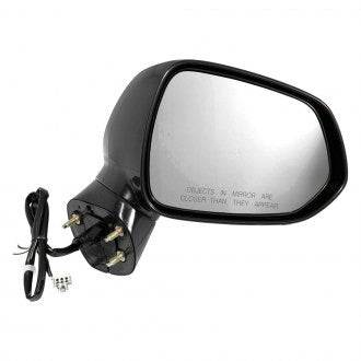 HONDA FIT 07-08 DOOR MIRROR POWER PASSENGER SIDE PTM MANUAL FOLDING