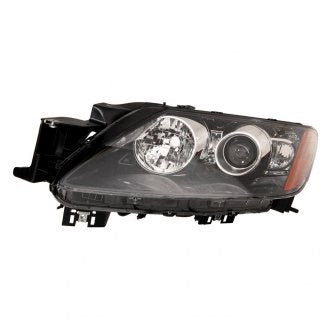 MAZDA CX7 10-11 DRIVER SIDE HEAD LAMP HALOGEN WITH SIGNAL HQ