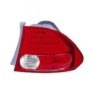 HONDA CIVIC 06-08 SDN PASSENGER SIDE TAIL LAMP