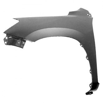 TOYOTA RAV4 06-12 DRIVER SIDE FENDER WITH OUT FLARE HOLE CAPA