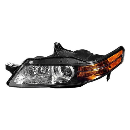 ACURA TL 06 HEAD LAMP WITH HID CANADA TYPE DRIVER SIDE HIGH QUALITY