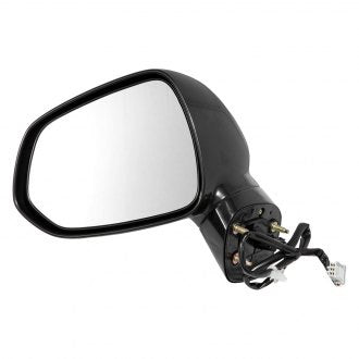 HONDA FIT 07-08 DOOR MIRROR POWER DRIVER SIDE PTM MANUAL FOLDING