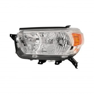 TOYOTA 4RUNNER 10-13 DRIVER SIDE HEADLIGHT (SR5-LTD) HQ