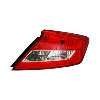 HONDA CIVIC 12-13 CPE PASSENGER TAIL LAMP HQ
