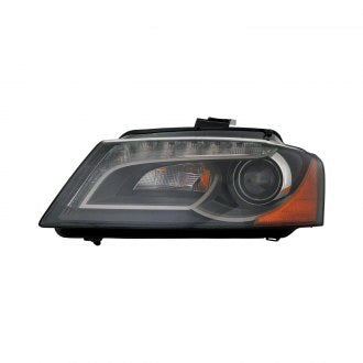 AUDI A3 09-13 DRIVER SIDE HEADLIGHT XENON WITH OUT CURVE HQ