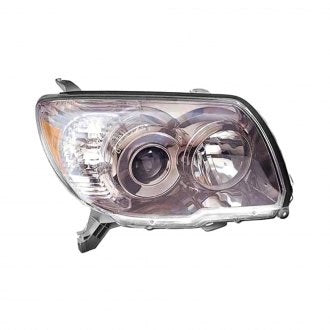 TOYOTA 4RUNNER 06-09 PASSENGER SIDE HEADLIGHT SR5 W/ SPORT MODEL HQ