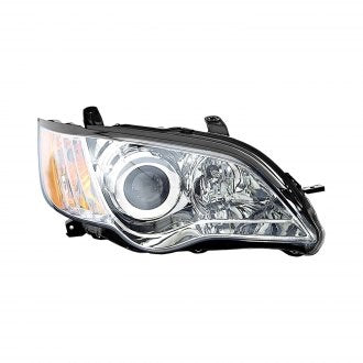 SUBARU LEGACY 08-09 PASSENGER SIDE HEAD LAMP HQ