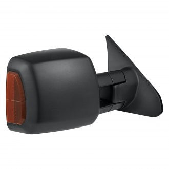 TOYOTA TUNDRA PICKUP 07-13 PASSENGER SIDE DOOR MIRROR POWER HTD WITH TOW // WITH TURN SIGNAL TEXTURED