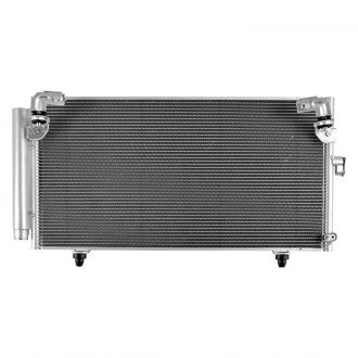 SUBARU LEGACY SEDAN & OUTBACK 05-09 CONDENSER (3314) WITH SUBCOOL