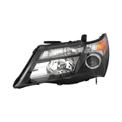 HEADLIGHT LEFT SIDE ADVANCE / ELITE 10-13 HIGH QUALITY
