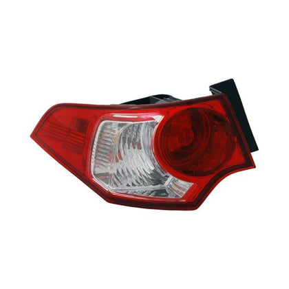 ACURA TSX TAIL LAMP DRIVER SIDE 09-10
