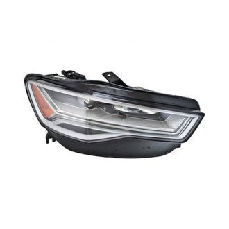 AUDI A6-S6 16-18 PASSENGER SIDE HEADLIGHT LED HQ