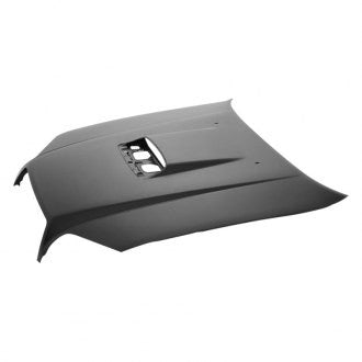 TOYOTA 4RUNNER 03-09 HOOD WITH SCOOP CAPA