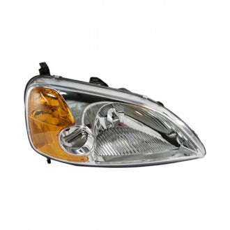 HONDA CIVIC 01-03 CPE PASSENGER SIDE HEAD LAMP HQ