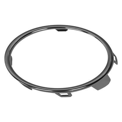 FOG LAMP TRIM RING RH CHROME W/O R MODEL
