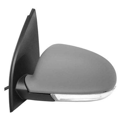 DOOR MIRROR POWER LH HTD W/SIGNAL PTM CAP