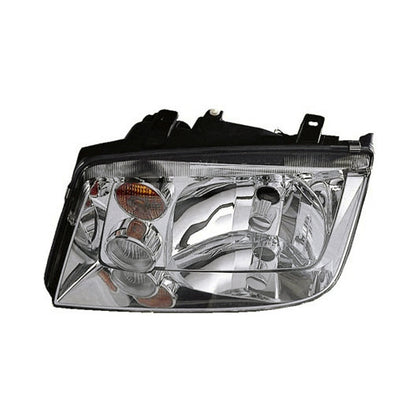 HEAD LAMP LH W/FOG