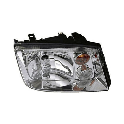 HEAD LAMP RH W/FOG