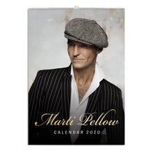Load image into Gallery viewer, Marti Pellow Calendar 2020