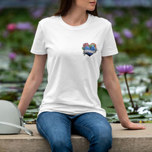 Load image into Gallery viewer, Love to Love T-Shirt White - NHS Special Edition