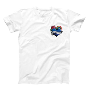 Love to Love T-Shirt White - NHS Special Edition