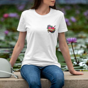 Love to Love T-Shirt White