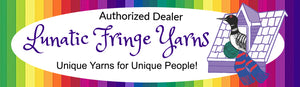 Lunatic Fringe Yarns - new mercerized cotton yarns in our collections
