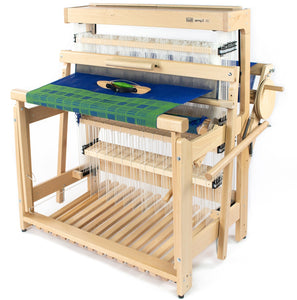 Louët loom: the Spring II, always more beautiful and even better designed to meet the needs of weavers