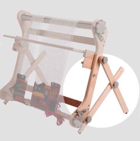 Rigid Heddle table stand for looms