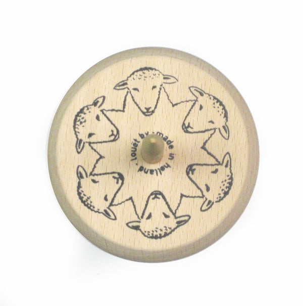 Louet Drop Spindle Bottom Whorl