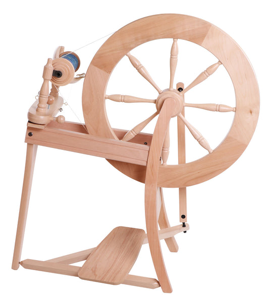 Traditional spinning wheel - Ashford