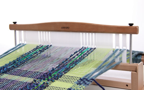 Vari Dent reeds for Ashford Knitter Looms