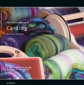 Book: Carding - Ashford - Revised Edition by Jo Reeve
