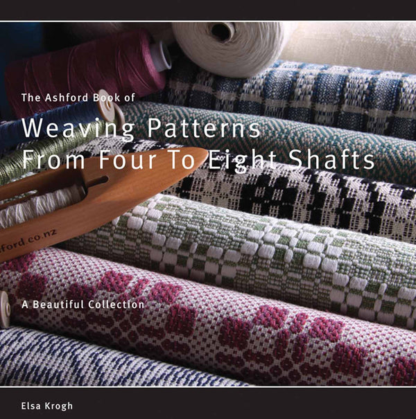 Ashford Book of Projects from Four to Eight Shafts